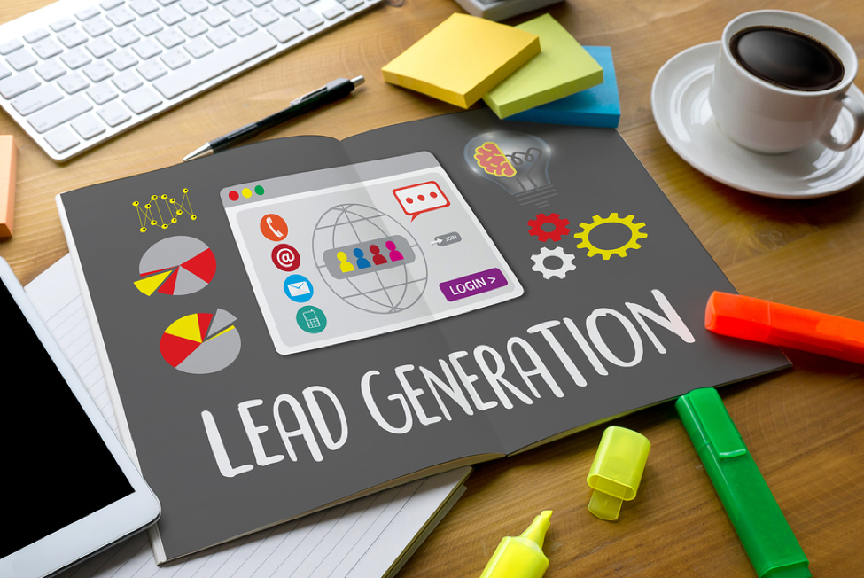 What are some quick facts about B2B lead generation?
