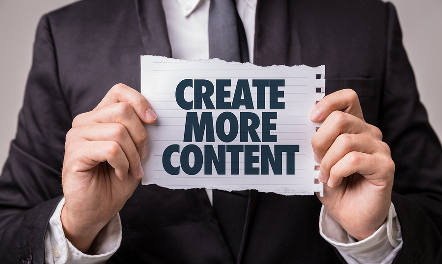 Create Awesome Content to Attract Website Visitors